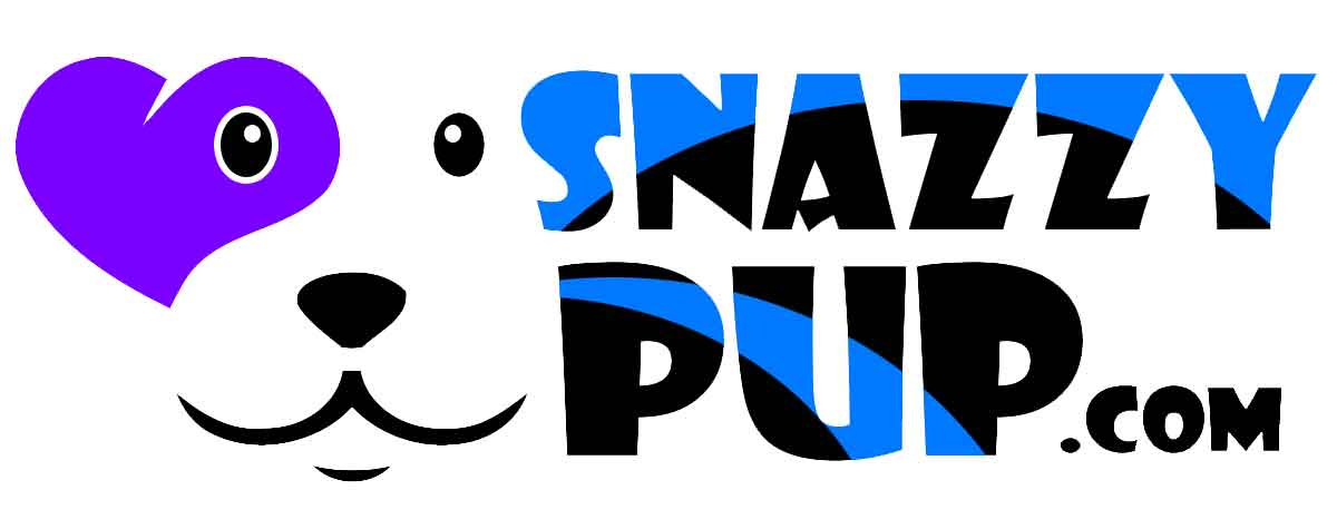 SnazzyPup Logo